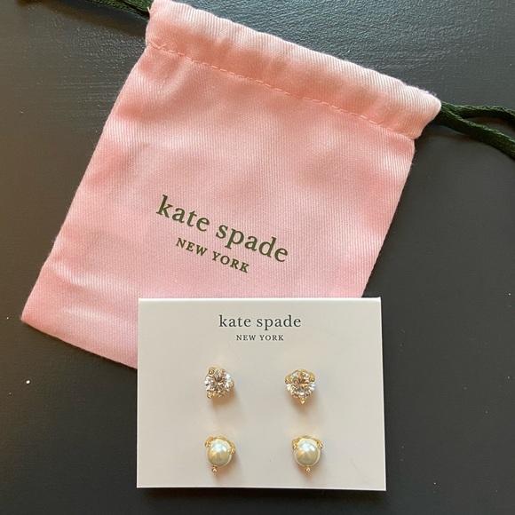 Kate Spade Stud Earring Set